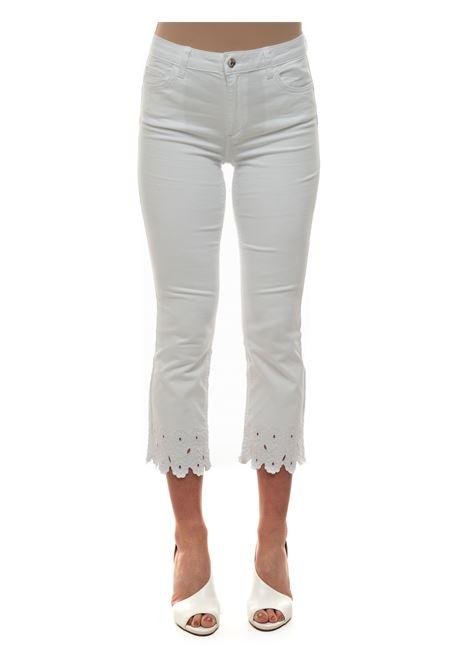 Pantalone 5 tasche Liu Jo | 9 | WA1155T403311111
