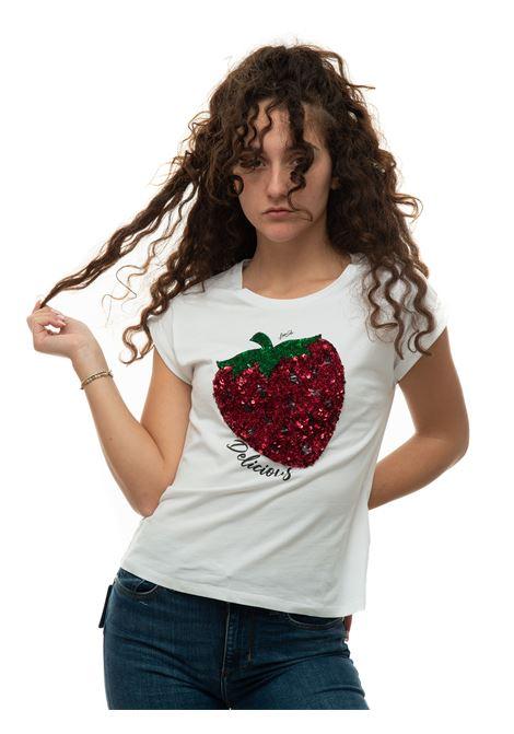 T-shirt short sleeves Liu Jo | 8 | WA1175J5003T9590FRAGOLA
