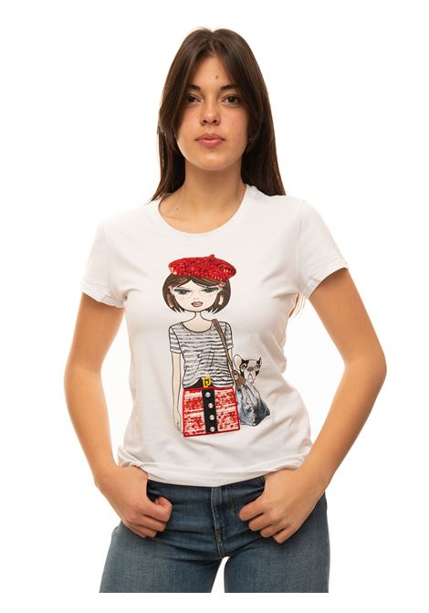 T-shirt Liu Jo | 8 | WA1519J500311111