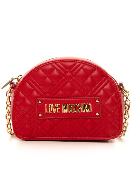 Quilted clutch Love Moschino | 31 | JC4004PP1C-LA0500