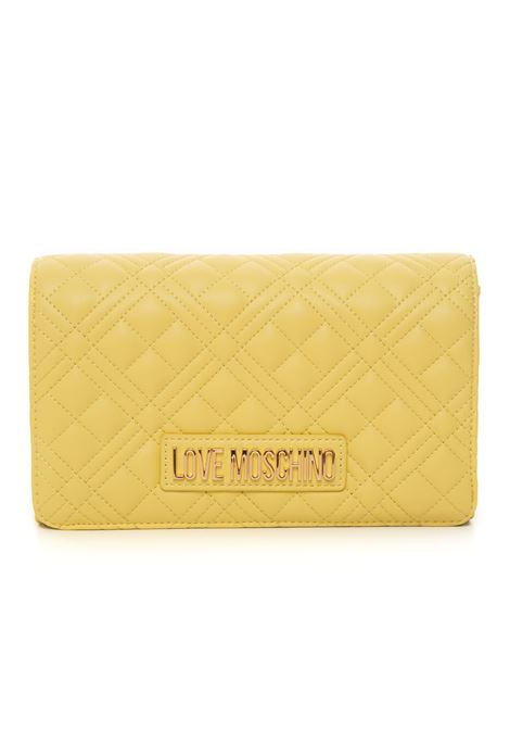 Quilted clutch Love Moschino | 31 | JC4079PP1C-LA2400