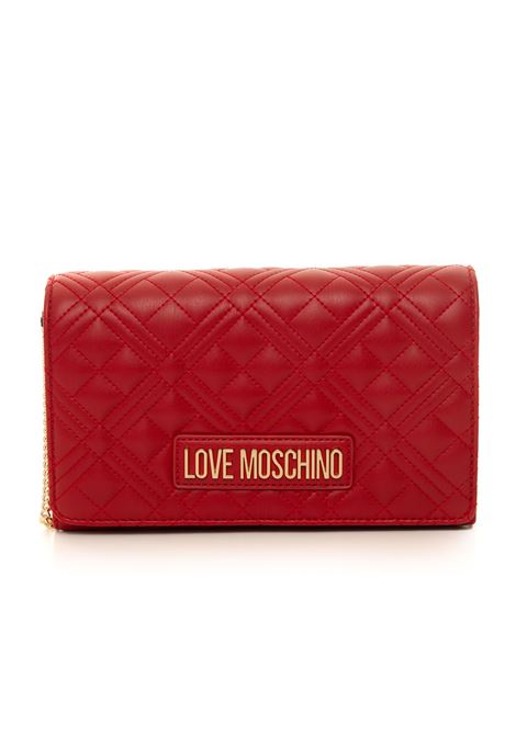 Quilted clutch Love Moschino | 31 | JC4079PP1C-LA2500