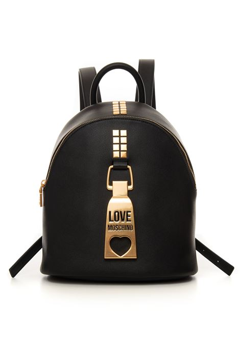 Canvas rucksack Love Moschino | 5032307 | JC4087PP1C-LN0000