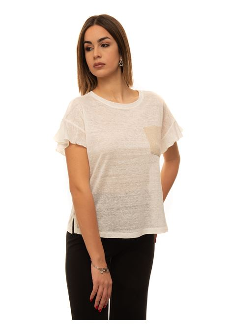 Soft T-shirt Maria Bellentani | 8 | 5301-300005