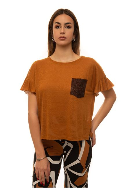 Soft T-shirt Maria Bellentani | 8 | 5301-3001917
