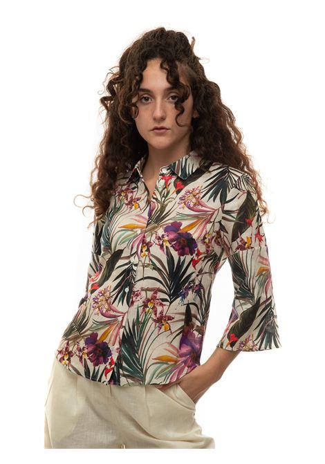 Camicia in lino demetra Pennyblack | 6 | DEMETRA-2301