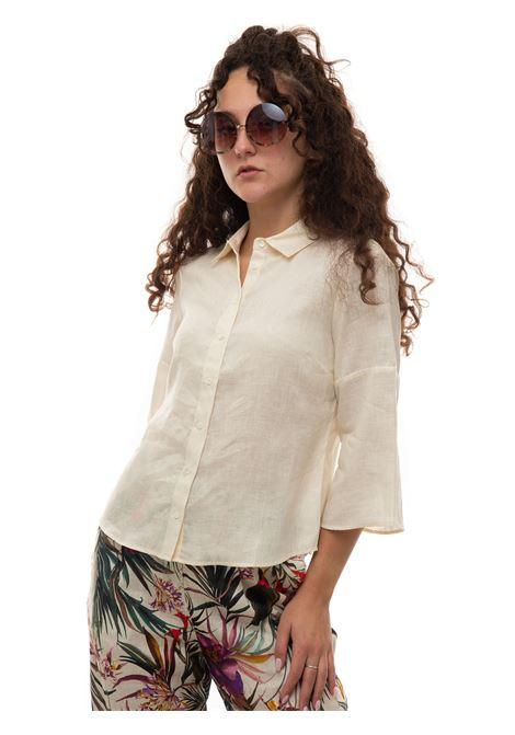 Demetra linen shirt Pennyblack | 6 | DEMETRA-2302