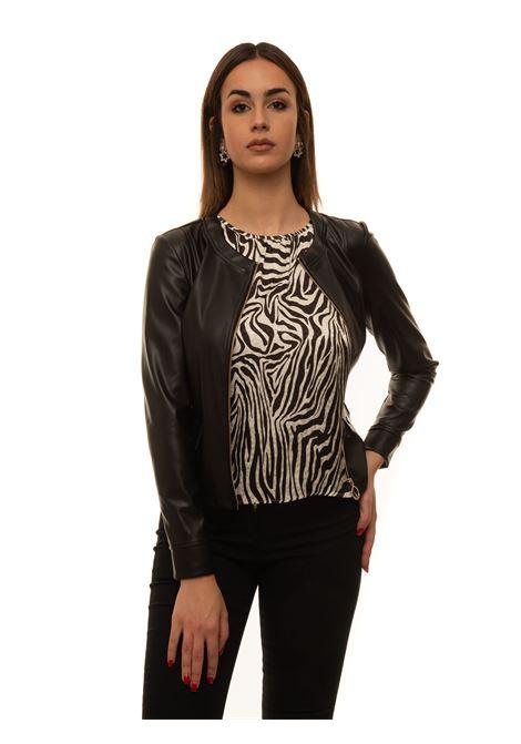 Divano faux leather jacket Pennyblack | -276790253 | DIVANO-3934