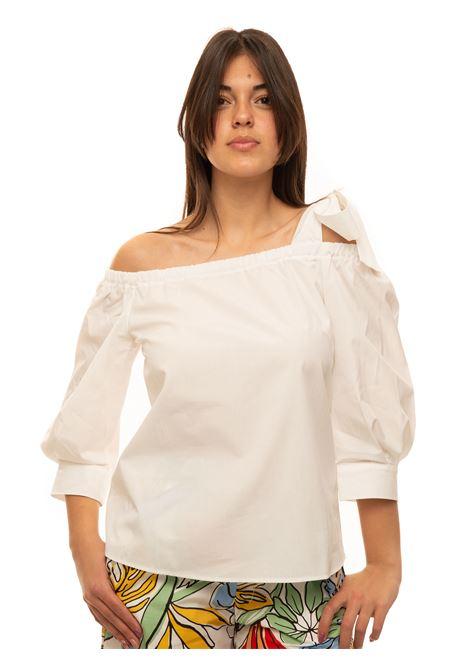 Insolito Cotton tunic Pennyblack | 6 | INSOLITO-3073