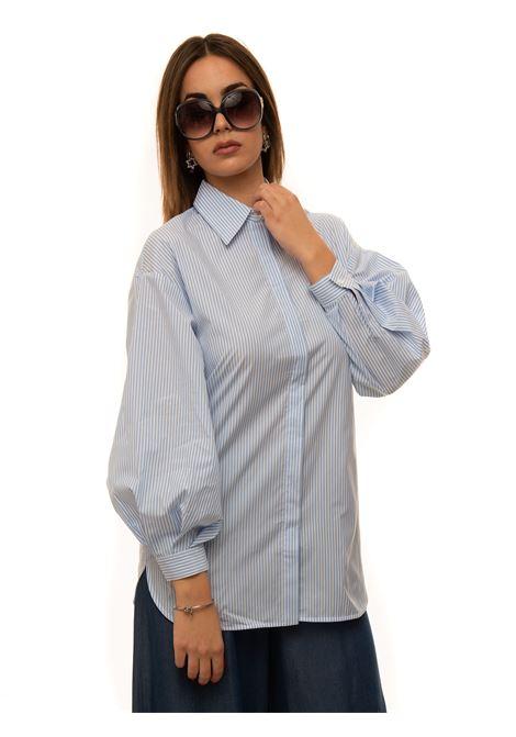 Camicia da donna oversize lievito Pennyblack | 6 | LIEVITO-3101