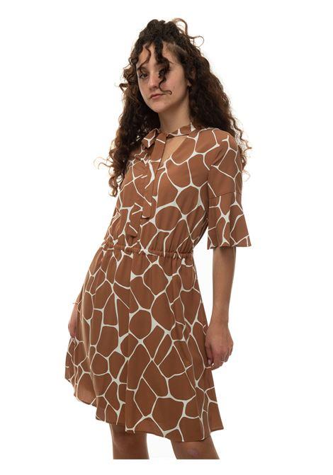 Micol Flared loose-fitting dress Pennyblack | 130000002 | MICOL-1106