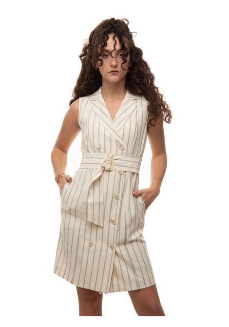 Omero Double breasted dress Pennyblack | 130000002 | OMERO-1021