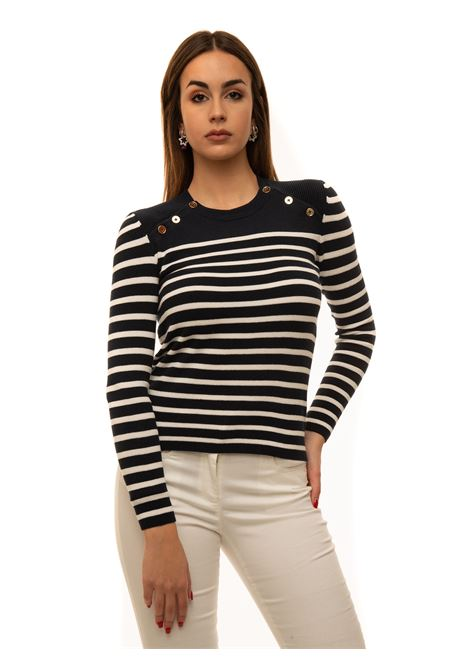 Ospitale Round-necked pullover Pennyblack | 7 | OSPITALE-3871