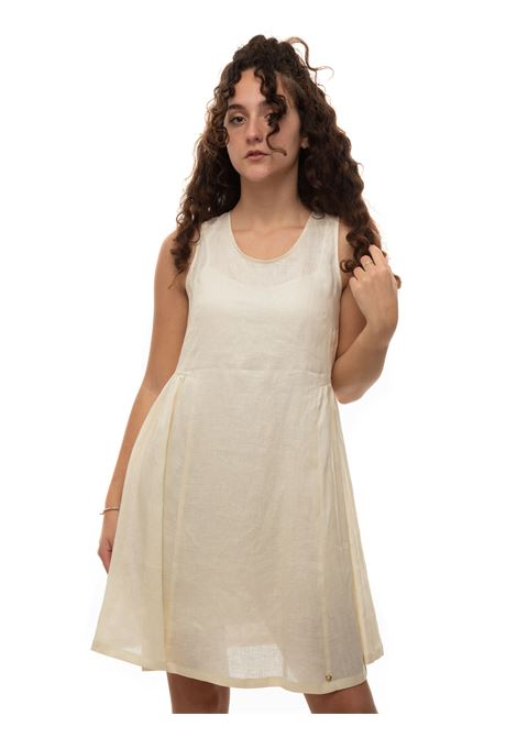 Oxana Sleeveless linen dress Pennyblack | 130000002 | OXANA-2302