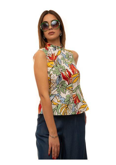 Camicia da donna in cotone spinotto Pennyblack | 6 | SPINOTTO-3071