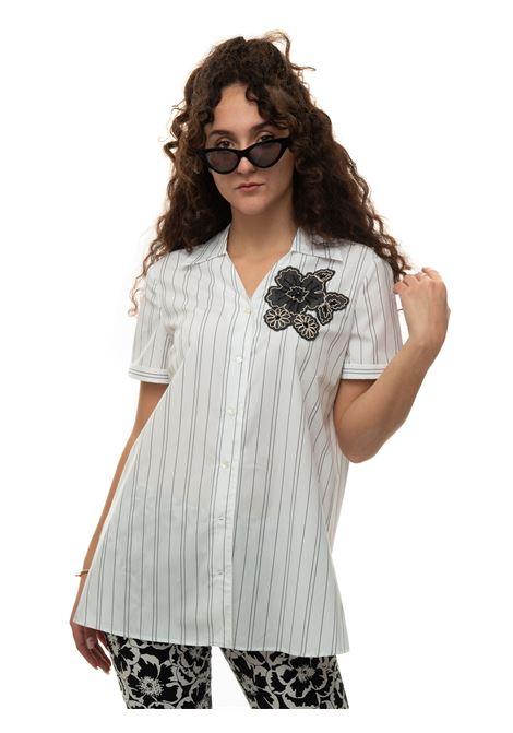 Camicia da donna lunga veggente Pennyblack | 6 | VEGGENTE-1081
