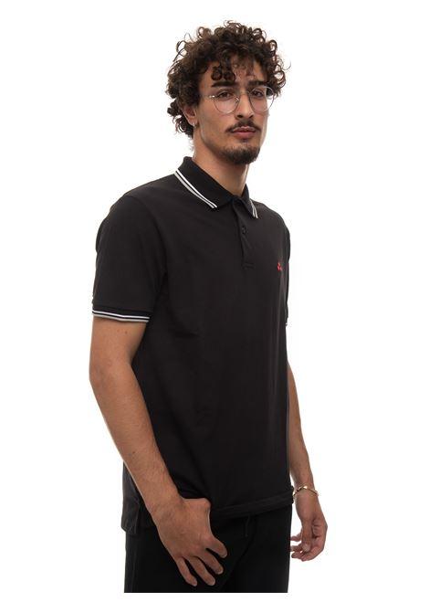 Medinillastr04 Short-sleeved polo shirt Peuterey | 2 | MEDINILLASTR04-PEU3522-99011991NER