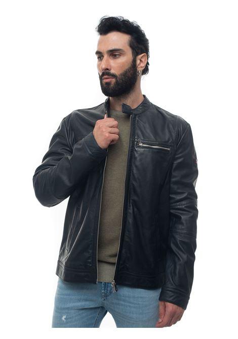 SAGUAROD06 biker jacket Peuterey | -276790253 | SAGUAROD06-PEU3505-99011855215