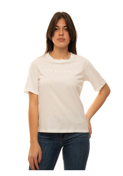 Sylvaemb Soft T-shirt Peuterey | 8 | SYLVAEMB-PED3906-99011969BIA
