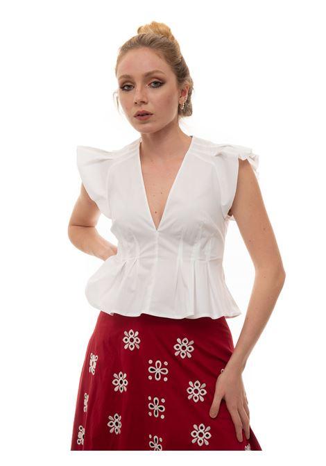 Cotton top Red Valentino   40   VR0AEC80-0VU001