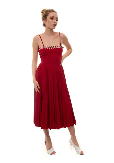 Midi dress Red Valentino | 130000002 | VR0MJ06R-5WBC61