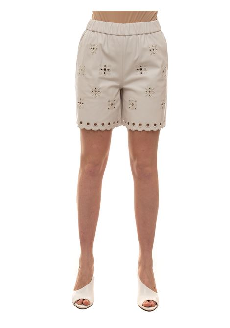 Shorts in pelle Red Valentino | 30 | VR0NH01C-5W6031