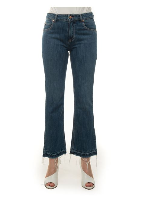 High waist jeans Red Valentino | 24 | VR3DD03M-5NKD49