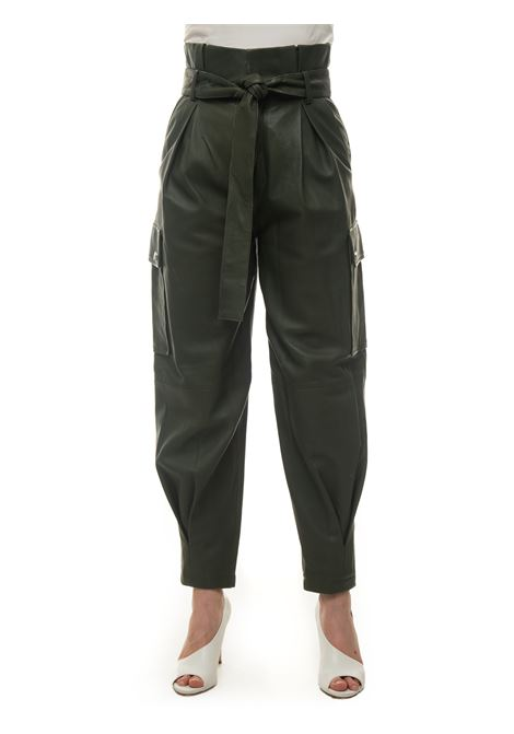 Leather trousers Red Valentino | 9 | VR3NF00K-5BW365