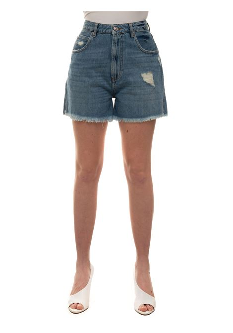 Denim shorts Roy Rogers | 30 | P21RND107D3801135DENIM