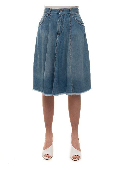 Circle skirt Roy Rogers | 15 | P21RND176D2971201DENIM