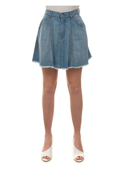 Circle skirt Roy Rogers | 15 | P21RND177D2971201DENIM