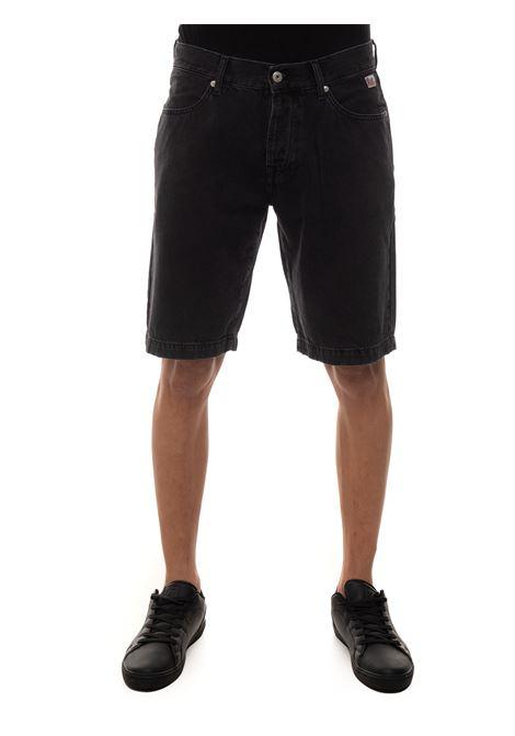 Bermuda jeans Roy Rogers | 5 | P21RRU031N0461684NERO