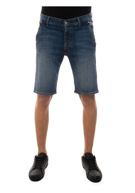 Bermuda jeans Roy Rogers | 5 | P21RRU047D3901391DENIMMEDIO