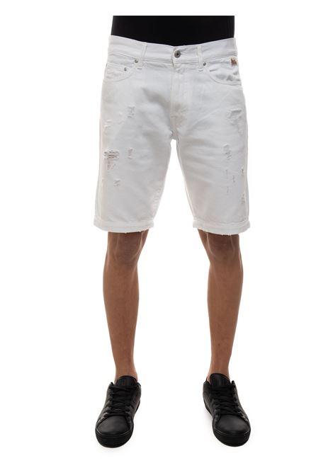 Bermuda jeans Roy Rogers | 5 | P21RRU085P3211687BIANCO