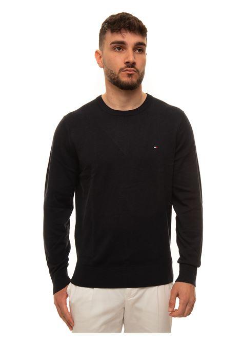 Pullover girocollo Tommy Hilfiger | 7 | MW0MW15431DV6