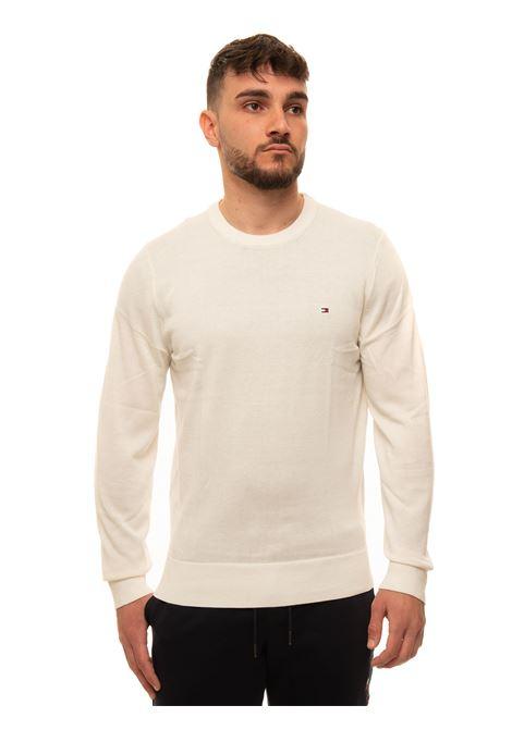 Round-neck pullover Tommy Hilfiger | 7 | MW0MW15431YBI