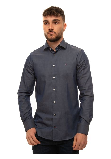 Camicia casual Tommy Hilfiger | 6 | MW0MW16489DW4