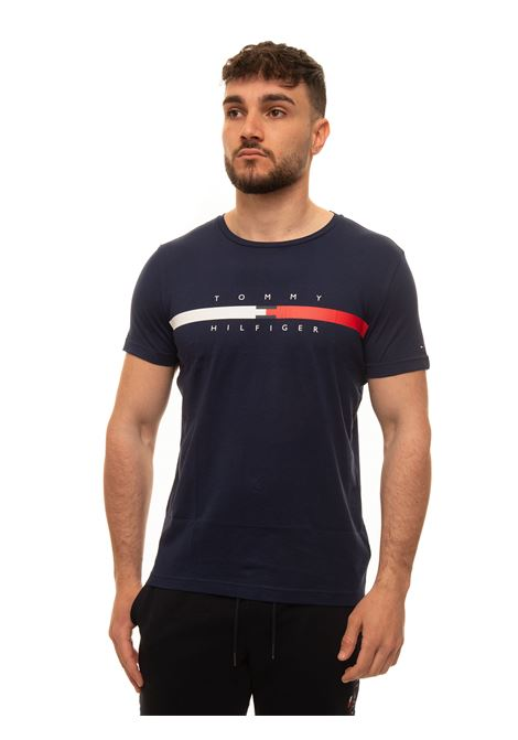 T-shirt Tommy Hilfiger | 8 | MW0MW16572DY4