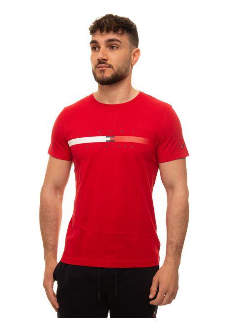T-shirt Tommy Hilfiger | 8 | MW0MW16572XLG