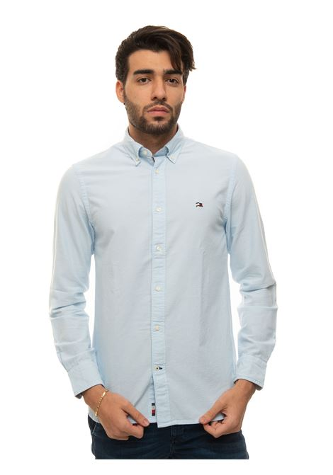 Camicia casual Tommy Hilfiger | 6 | MW0MW17629C1S