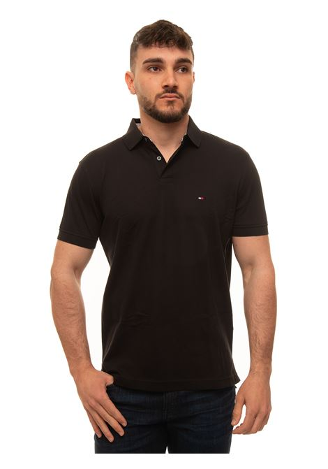 Short sleeve polo shirt Tommy Hilfiger | 2 | MW0MW17770BDS