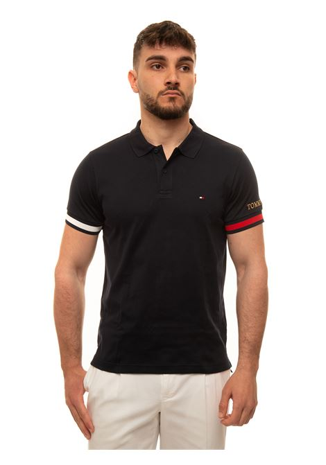 Short sleeve polo shirt Tommy Hilfiger | 2 | MW0MW17798DW5