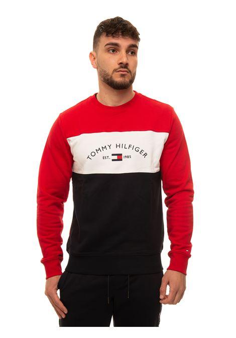 Sweatshirt Tommy Hilfiger | 20000055 | MW0MW183000EV