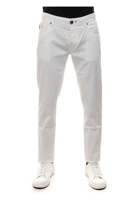 Pantalone 5 tasche LEONARDO Tramarossa | 9 | LEONARDO-B0420001