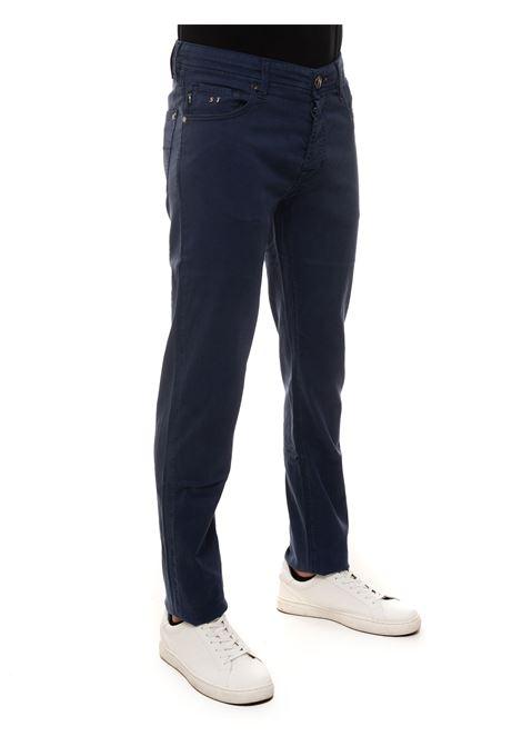 Pantalone 5 tasche LEONARDO Tramarossa | 9 | LEONARDO-O2450550