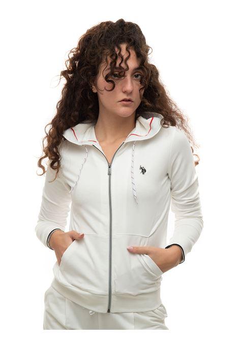 Sweatshirt with hood US Polo Assn | 20000055 | 59895-51478101