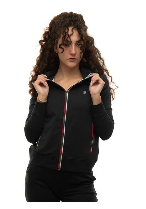 Sweatshirt with hood US Polo Assn | 20000055 | 59896-51478199