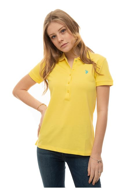 Polo in cotone piquet US Polo Assn | 2 | 59933-48439111