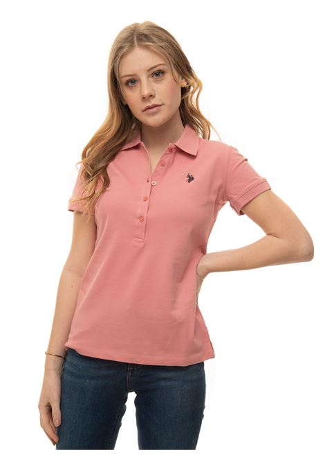 Polo in cotone piquet US Polo Assn | 2 | 59933-48439225