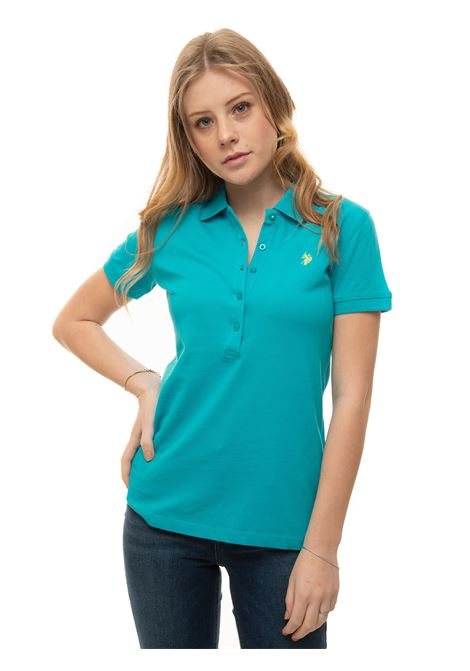 Polo in cotone piquet US Polo Assn | 2 | 59933-48439230
